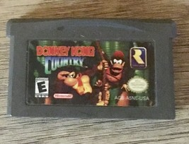 DONKEY KONG COUNTRY(Gameboy Advance) Excellent Condition Works Well - $15.00