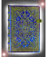 HAUNTED SCHOLAR 777 BRING FORTH IMPOSSIBLE GOALS JOURNAL EXTREME MAGICK ... - $137.77