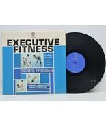 Bonnie Prudden Executive Fitness Exercise Non-Musical LP Vinyl Record 1966  - £7.43 GBP