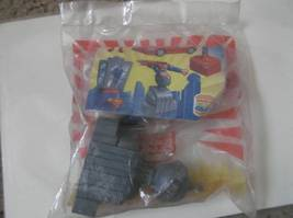 Burger King SUPERMAN OVER THE DAILY PLANET TOY * Sealed & MINT * 1997 - $7.00