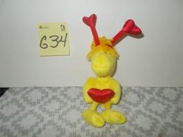 Peanuts Plush Valentine Woodstock - $8.99