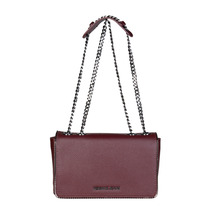 Versace Jeans Clutch Handbag, Synthetic Leather, Sliding Handle - Lined ... - $211.26 CAD