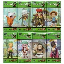 ONE PIECE One Piece World Collectable Figure vol.5 all eight set - $225.82