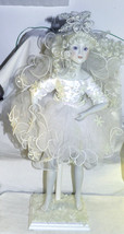 #3162 Marie Osmond Sarafina Snowflake Fairy Doll - $90.00