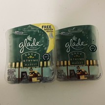 Glade Sage And Thyme Market 3 Refill 1 Warmer - $89.99
