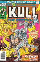 Kull The Destroyer Comic Book #19 Marvel Comics 1975 FINE - $3.99