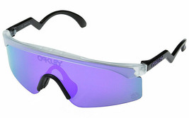 Oakley Razorblades 30yr Heritage Collection Matt Klar W / Violett Iridium - $323.34