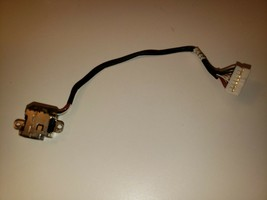 665596-001 50.4RN09.001 HP PAVILION DC-IN POWER CONNECTOR DV7 - $8.54