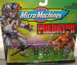 Predator Micro Machines Collections #2 New SEALED - $116.88