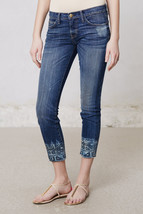 Current/Elliott The Cutoff Stiletto Jeans pants Dakota MSRP $248.00 - $39.59