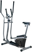 Body Sculpture BE6175 2-in-1 Magnetic Elliptical Cross Trainer and Bike - - $267.14