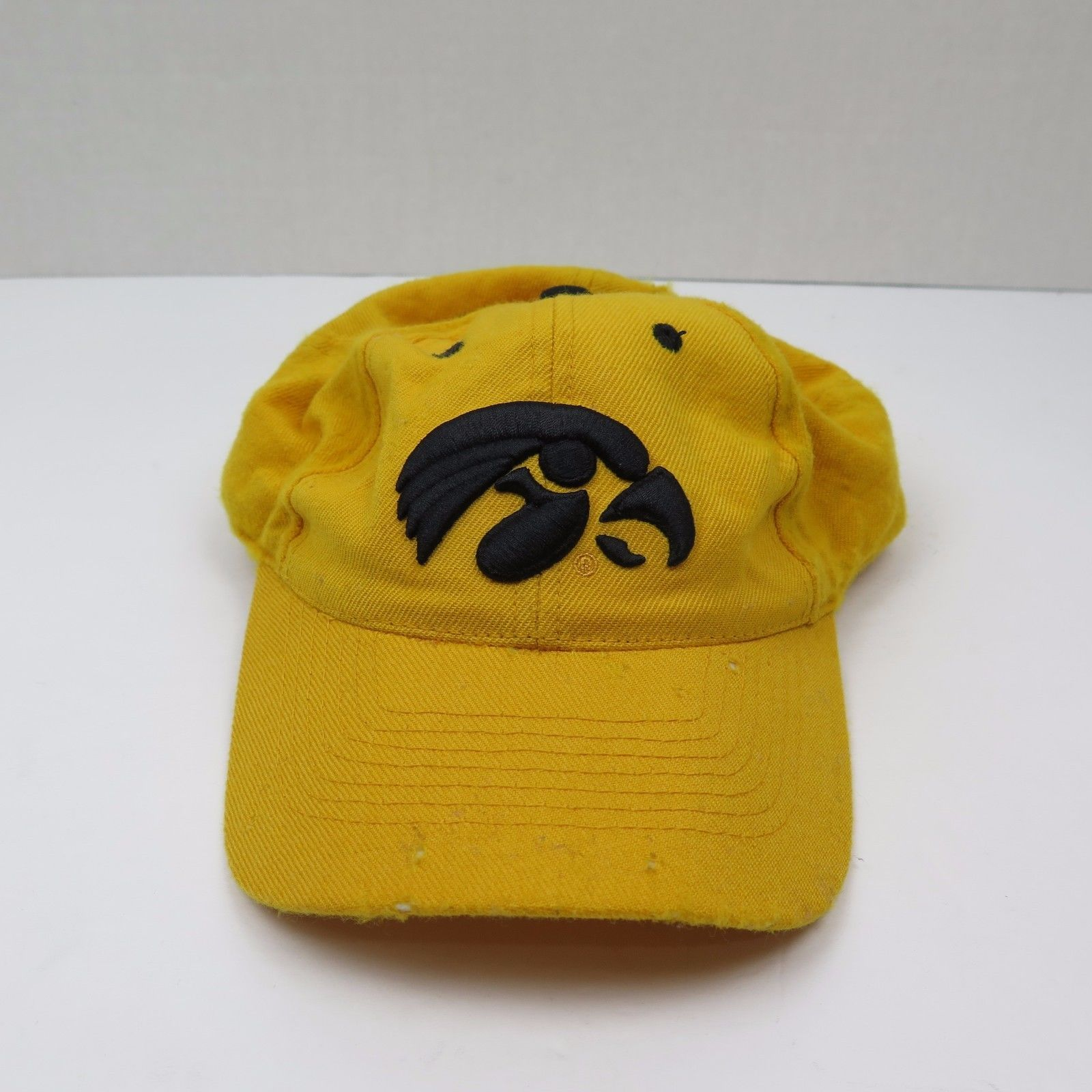 brand new 1cc2d ac234 Iowa Hawkeyes Cap, Hat, Distressed Yellow and 30 similar items