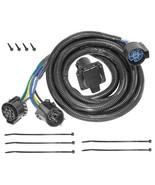 Fifth Wheel Adapter 7-Way For 04-18 Titan Dodge RAM Tundra U.S. Car Conn... - $89.05
