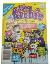 Little Archie Comics Digest Annual #26 FN 6.0 1987 Advertising Agency Magazine - $6.92