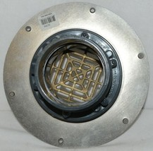 Sioux Chief Halo Adjustable Floor Drain With Deck Flange  Hub Connection image 2