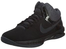Nike Air Visi Pro VI NBK Mens Basketball Shoes 12 DM US Black/Anthracite - $91.16