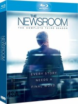The Newsroom - Season 3 (2-DISC SET) [Blu-Ray] [Region Free] NEW - $22.99