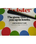 Vintage 1986 TWISTER Milton Bradley Board Game complete with instruction... - €22,87 EUR