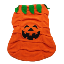 Top Paw Halloween Puppy Dog Orange Pumpkin Costume Size XL - $19.80