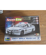 Revell Chevy Impala Police Car 1/25 scale - $15.99
