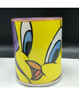 LOONEY TUNES COFFEE MUG CUP Warner Bros vintage Gibson WB Tweety Bird Bu... - $17.42