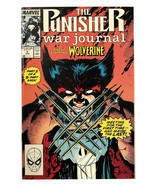 Marvel Comic Books The punisher war journal #6 - $12.99