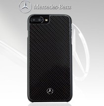 Mercedes-Benz Carbon Fiber Hard Case - Carbon Design case for iPhone 7,8... - $46.22