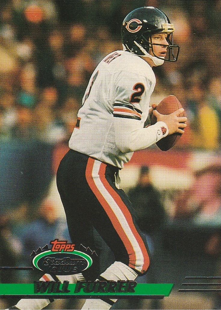 Primary image for 1993 Stadium Club #322 Will Furrer