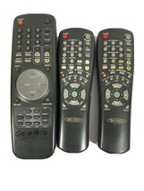 Lot Of 3 GO VIDEO Remote control for VCR Video Tape Player NR-3346 NR-4834 - $11.87