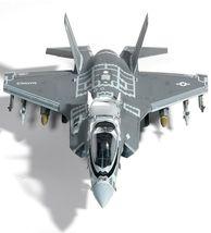 Academy 12569 USMC F-35B VMFA-121 Green Knights Plamodel Plastic Hobby Model image 6