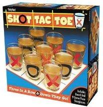 Giftapolis Shot Tac Toe Game - $19.75