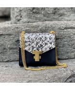 Tory Burch Juliette Snake Chain Mini Bag - $338.00