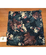 425 South Los Angeles Pillow Cover Blue Floral 19x19 graphic mcm FANCIFU... - $19.77