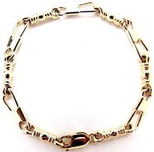 ACTS Bracelet Fishers Of Men 10K Solid Yellow Gold MEDIUM LINK, Original... - $569.99