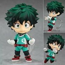 New 10cm My Hero Academia Anime Figure Izuku Midoriya PVC Action Figure ... - $25.73