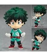 New 10cm My Hero Academia Anime Figure Izuku Midoriya PVC Action Figure ... - $35.59