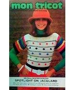 Mon Tricot Fall/Winter 72-73 [Paperback] - $7.43