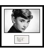 Ultra Rare - Audrey Hepburn - Movie Legend - Authentic Hand Signed Autog... - $249.99