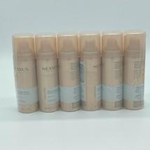 6 Pack Nexxus Dry Shampoo Clean & Pure Refreshing Mist No Residue Travel... - $12.86