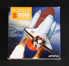 EuroGraphics Space Shuttle Atlantis Mini Jigsaw Puzzle (100-Piece) - $15.14