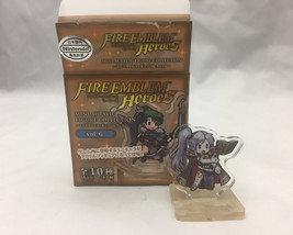 Ishtar Fire Emblem Heroes - 1in Mini Acyrlic Stand Figure D4 Vol 6 Ninte... - $14.84