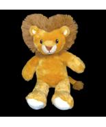 "Build a Bear Lovable Lion Heart Shape Head Plush Stuffed Animal Toy 17"" Sounds - $25.95"