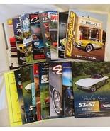 18 Old Corvette Mustang Truck Firebird Restoration Parts Catalogs Bundle... - $29.99