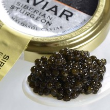 Royal Siberian Sturgeon Caviar - Malossol, Farm Raised - 5 oz tin - $343.94