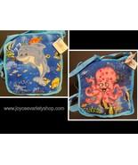 "DolliBu Plush Girl's Sea Creatures Purse Tote Octopus or Dolphin 9"" - $7.99"