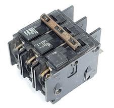 ITE SIEMENS BQ3B015 CIRCUIT BREAKER 15A 3 POLE HACR 240V BQ