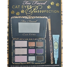 Too Faced Cat Eyes Purrrfection - Shadow/Liner, Brush, Primer Set (Pack of 1) - $89.99