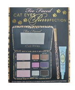 Too Faced Cat Eyes Purrrfection - Shadow/Liner, Brush, Primer Set (Pack ... - $89.99