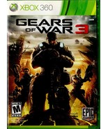 Gears of War 3 - Xbox 360 Game - $12.99
