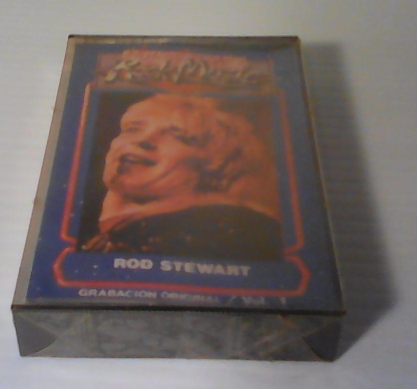 History of Rock Music - Rod Stewart - Cassette - SEALED